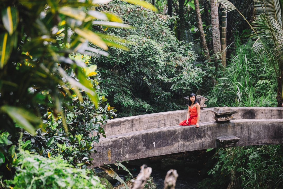 Ubud, the heart of Bali